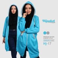 HIJAKET hijab jaket wanita