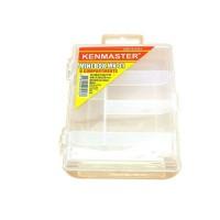 MKG1 Plastik mini box 6-kotak penyimpanan baut mur benda