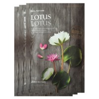The Face Shop Mask Sheet Lotus