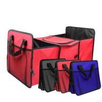 BOX COOLER BAG UNTUK DI BAGASI MOBIL ORGANIZER BOKS PENDINGIN