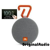 JBL Clip 2 Waterproof Bluetooth Speaker Original