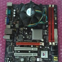 Motherboard pc LGA 775
