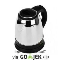 teko listrik stainless 1,8 liter fleco (otomatis off)