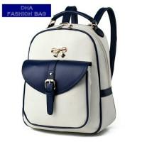 tas wanita murah backpack pita grosir tas ransel