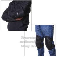 pelindung sikut dan lutut airsoft outdoor jaring