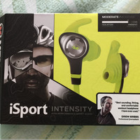 Earphone MONSTER iSPORT INTENSITY
