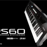 Keyboard Synthesizer KORG PS60