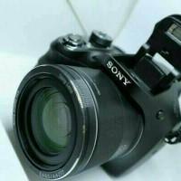 SONY CYBERSHOT DSC-H400 - KAMERA SONY H400 DISPLAY
