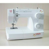 [PROMO] BUTTERFLY JH 8530A Mesin Jahit Portable (Promo Ongkir)