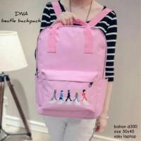 tas sekolah wanita murah backpack beatle grosir tas ransel
