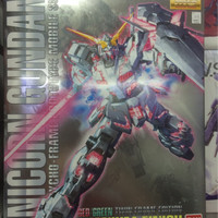 MG Unicorn Gundam Titanium Finish Twin Frame Edition