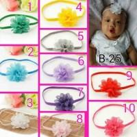 pita bando headband bayi