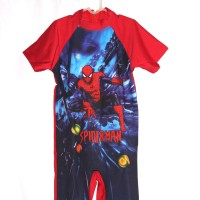 Baju Renang Anak Laki-Laki SPIDERMAN