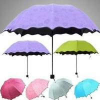 Payung 3D motif