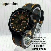 Jam Tangan Expedition E6606 Wanita Original. Full Black