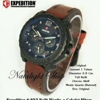 Jam Tangan Expedition 6402 Wanita Original