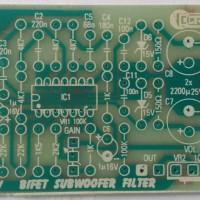 PCB Vectra LF-093V Bifet Subwoofer Filter