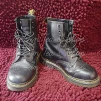 Authentic Dr Martens (docmart) high black boots 1460 sz 37.