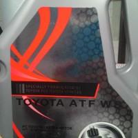 Oli ATF WS for Toyota yaris dan vios Galon 4 liter