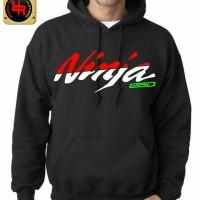 jaket sweater kawasaki Ninja