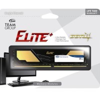RAM Team Elite Plus DDR4 PC19200 2400Mhz 8GB TPD48GM2400HC1601