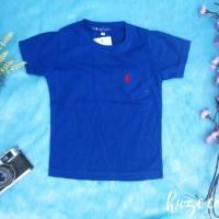 Atasan Kaos Polo Anak 1 - 4 Tahun Baju Bayi Murah Grosir Laris Polos