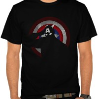 Kaos Superhero - Captain America 2 (NM4JQ)