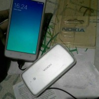 Powerbank Jadul For Nokia N70 + 8600 (Micro USB) DC-11 TERMURAH