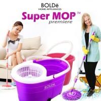 SUPER MOP BOLDE | Membilas Kain Pel Secara Otomatis