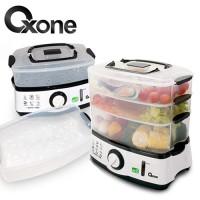 OXONE ECO FOOD STEAMER OX261 PEMANAS SERBAGUNA Murah
