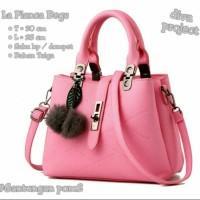 tas fashion wanita murah slingbag la planca grosir tas selempang