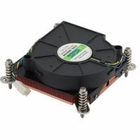 1u Fan Server CPU Cooler P301-1 HCFB1 LGA 1366 dan LGA 115X /kipas 1u