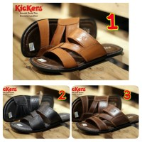 SANDAL PRIA CASUAL KICKERS ZEDD CONCEPT GENUINE LEATHER
