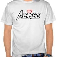 Kaos Superhero - Marvel The Avengers Logo (NM4W9)