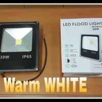Lampu Sorot Led 30 Watt (Warm White) - Hemat Energi