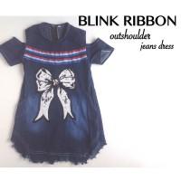 Dress Blink Ribbon Sabrina Jeans