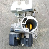 Throttle body Beat Pop Esp Karburator injeksi valve starter