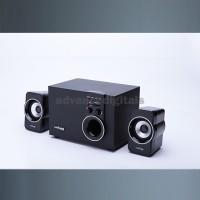 Speaker Advance Bluetooth Seri M180BT Mega Bass Bisa gojek