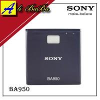 Baterai  Sony BA950 BA-950 Sony Xperia ZR C5502 C5503 Battery Original