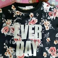 baju bunga shabby fashion korea