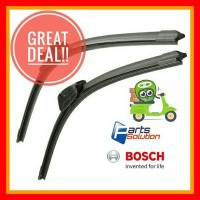 Wiper Frameless CRV Gen 2 2002~2006 BOSCH Clear Advantage 22+20""