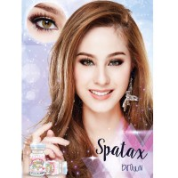 Softlens New Sweety Spatax Brown