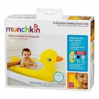 Inflatable Munchkin Bathtub Duck Bak Mandi Bayi Portable Duck