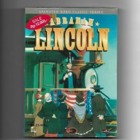 VCD Original - Animated Hero Classic Series - Abraham Lincoln