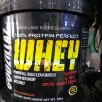 Gorillabz Godzillaz Whey Protein 5lb /5 lb Royal Chocolate