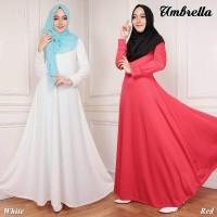 Baju Gamis Muslimah Gamis Polos Koshibo atau Kulit Jeruk Baju
