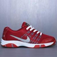 Sepatu Sport Nike Airmax 2016 Running / olahraga joging badminton pria