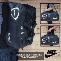 Travel bag nike tas olahraga multifungsi basket futsal fitness ransel