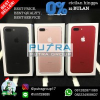 [HOT PRICE] READY NEW BNIB iPhone 128GB 7 PLUS ROSE GOLD GRS APPLE