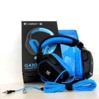 Logitech Gaming Headset G430 7 1 Dolby Stereo